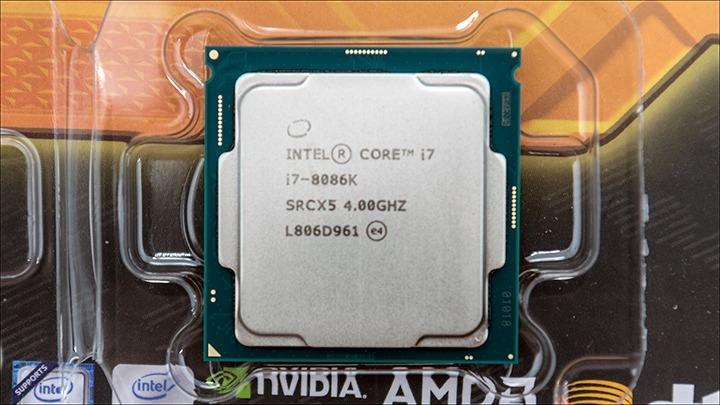 Intel Limited Edition i7 8086K: Better performance but not that much better