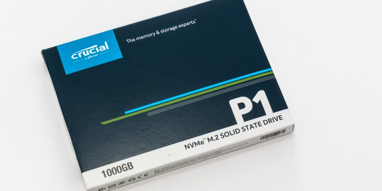 Crucial P1 1TB Review: Value comes to the NVMe marketplace