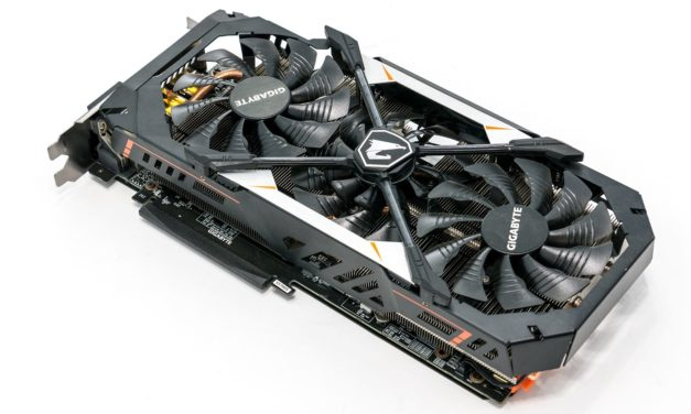 Gigabyte AORUS GTX 1070: Big card with big performance