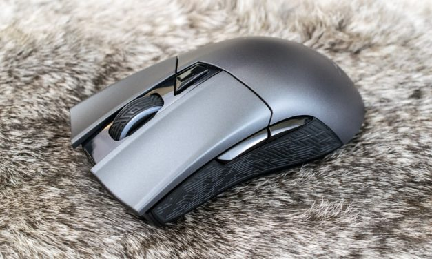 ASUS ROG Gladius II Origin Review