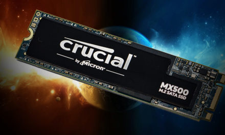 Crucial MX500 1TB M.2: Small in Size, But Big in Value