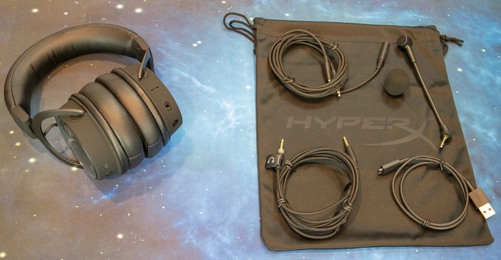 Accessories Mix 1024x533 - HyperX Cloud Mix Review: Mixing Gaming and Mobile