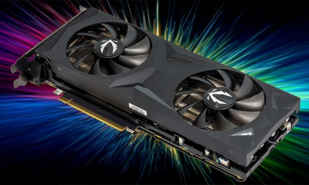Zotac Gaming GeForce RTX 2070 AMP: Smaller design, but better performance