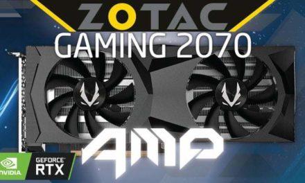 Zotac Gaming GeForce RTX 2070 AMP: Smaller design, but better performance