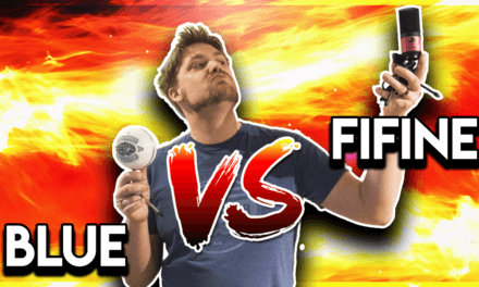 FiFine K669 vs Blue Snowball iCE Value Mic Showdown