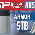 Silicon Power Armor A85M 5TB