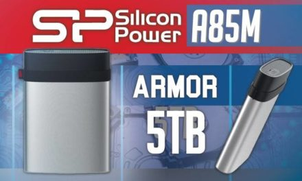 Silicon Power Armor A85M 5TB