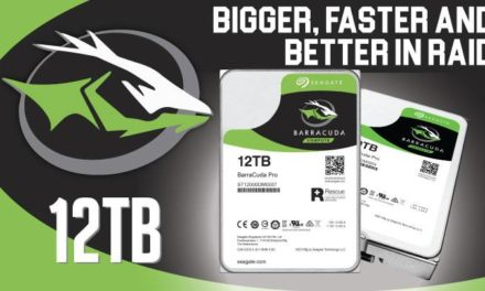 Seagate 12TB BarraCuda Pro: Bigger, Faster, and Better in RAID