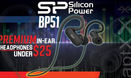 Silicon Power BP 51 Review