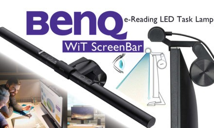 BenQ ScreenBar Review