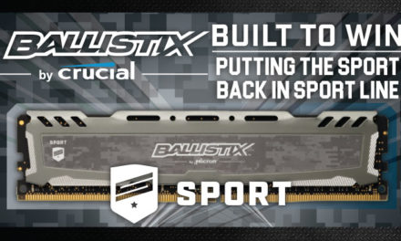 Ballistix Sport LT DDR4-3200: Refreshed and Refined
