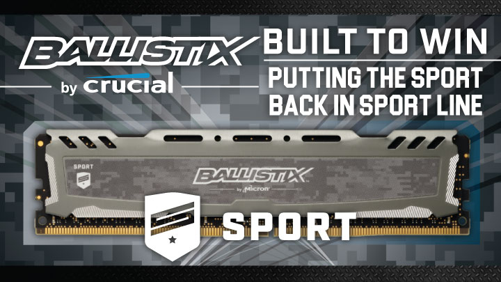 Ballistix Sport LT DDR4-3200 Review | Real Hardware Reviews