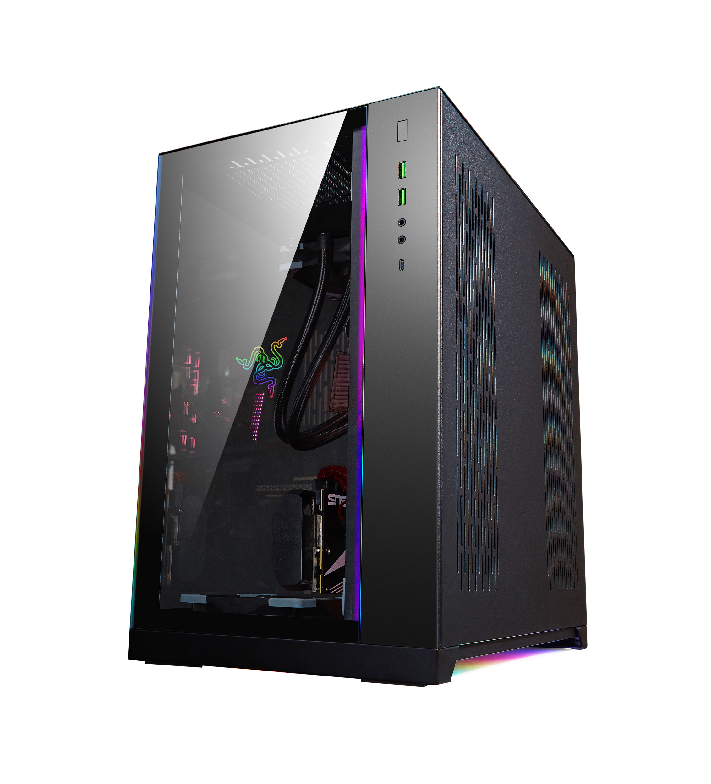 O11Razer 1343 - LIANLI PC-O11 News