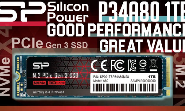 Silicon Power P34A80 1TB Review