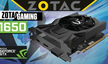 Zotac GAMING GeForce GTX 1650 OC Review