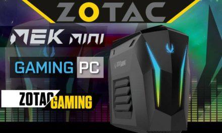 Zotac Mek Mini – Small Doesn't Mean Less