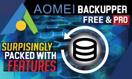 Aomei Backupper Free & Pro Review