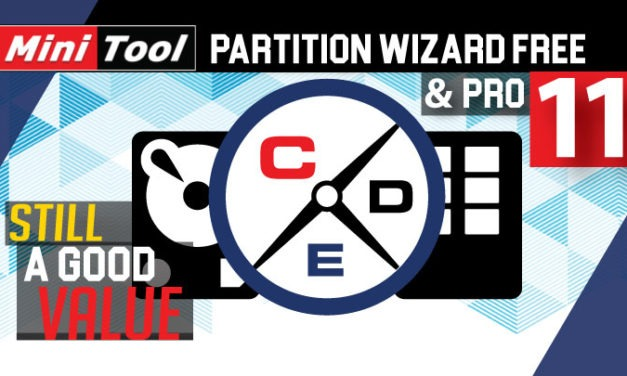 MiniTool Partition Wizard Free & Pro v11 Review