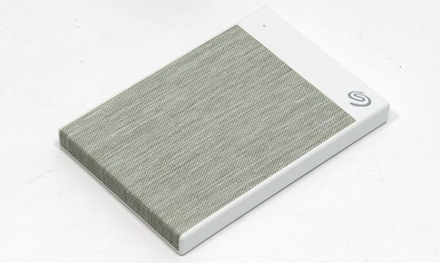 Seagate Backup Plus Ultra Touch 1TB Review