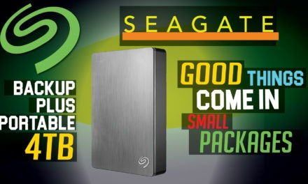 Seagate Backup Plus Portable 4TB Review