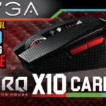 EVGA TORQ X10 Carbon Review