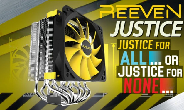 Reeven Justice Review