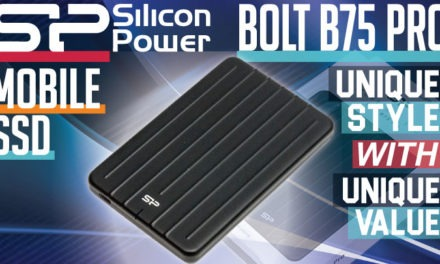 Silicon Power Bolt B75 Pro Review