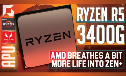 Ryzen 5 3400G Review