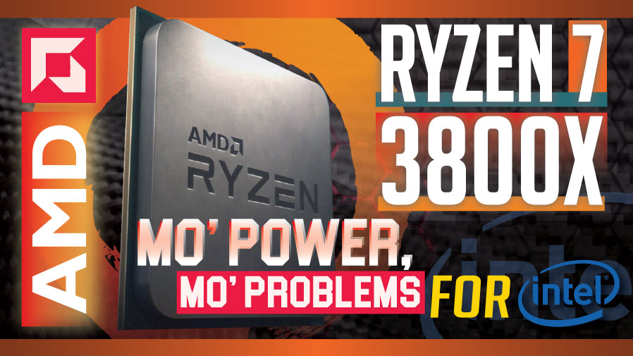 AMD Ryzen 7 3800x Review