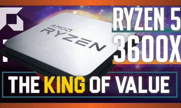 Ryzen 5 3600X Review