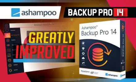 Ashampoo Backup Pro 14 Review