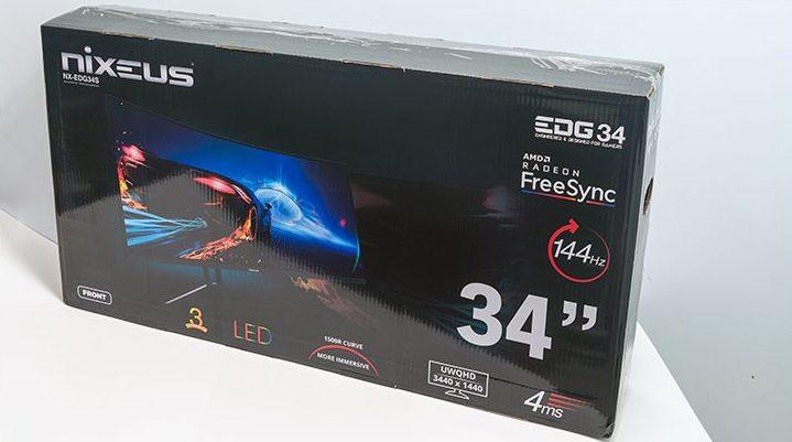 Nixeus NX-EDG34S Review