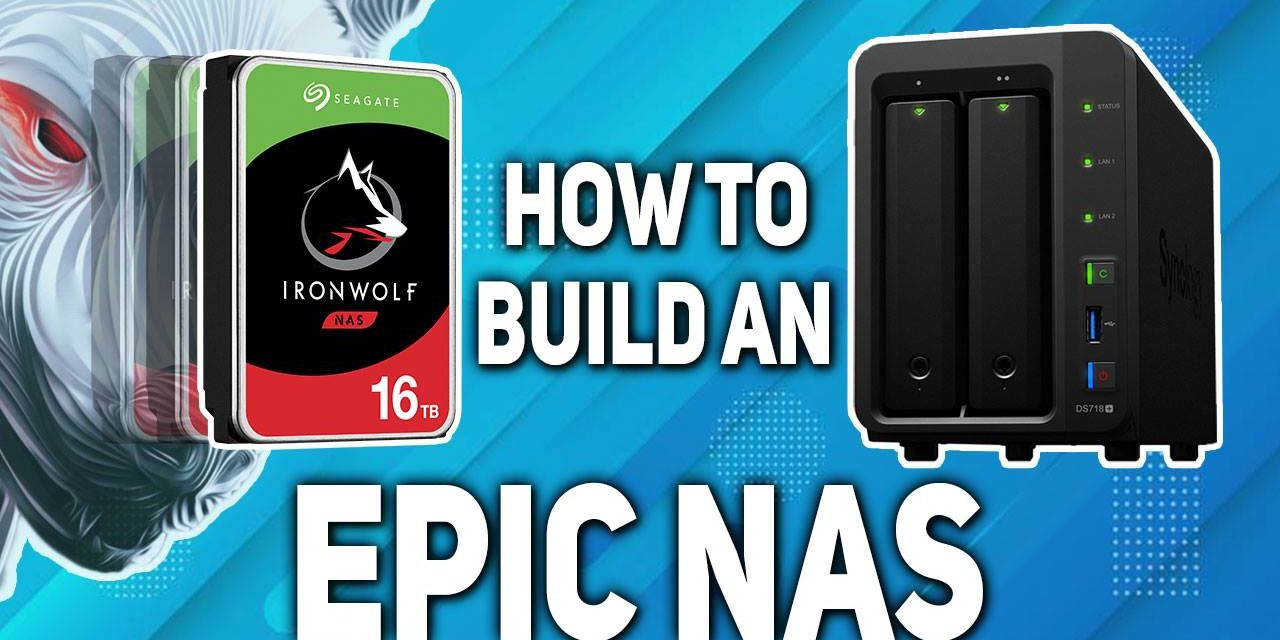 How to build and configure a homebrew NAS
