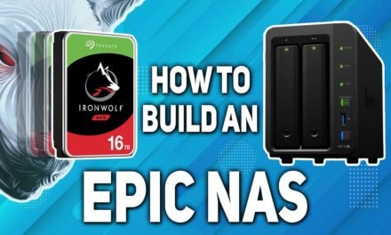 How to build and configure a homebrew NAS