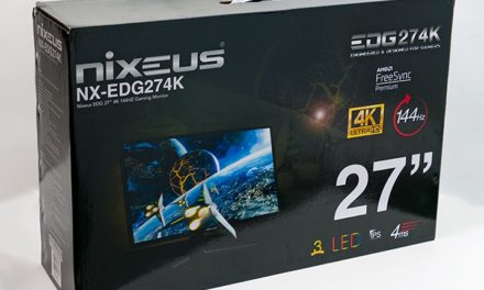 Nixeus NX-EDG274K Review
