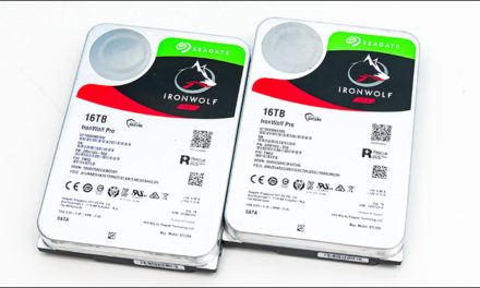 Seagate IronWolf Pro 16TB Review
