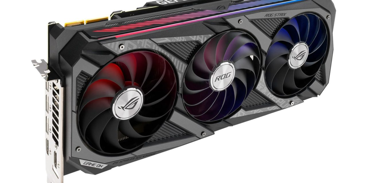 Asus Nvidia Geforce RTX 3090 & 3080 Press Release