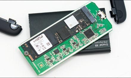 Crucial X8 2TB External SSD Review