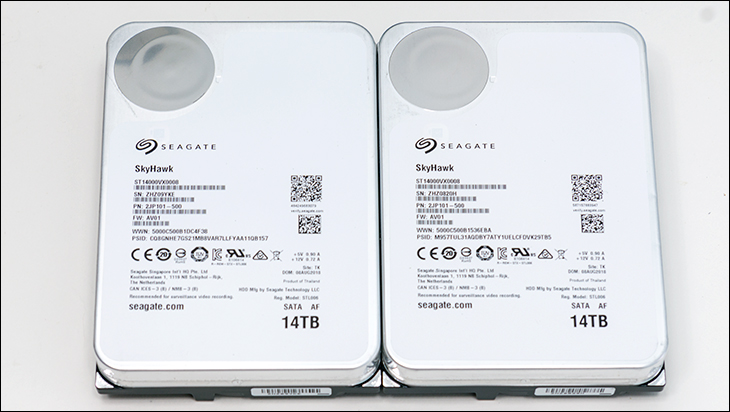 Seagate SkyHawk 14TB Review