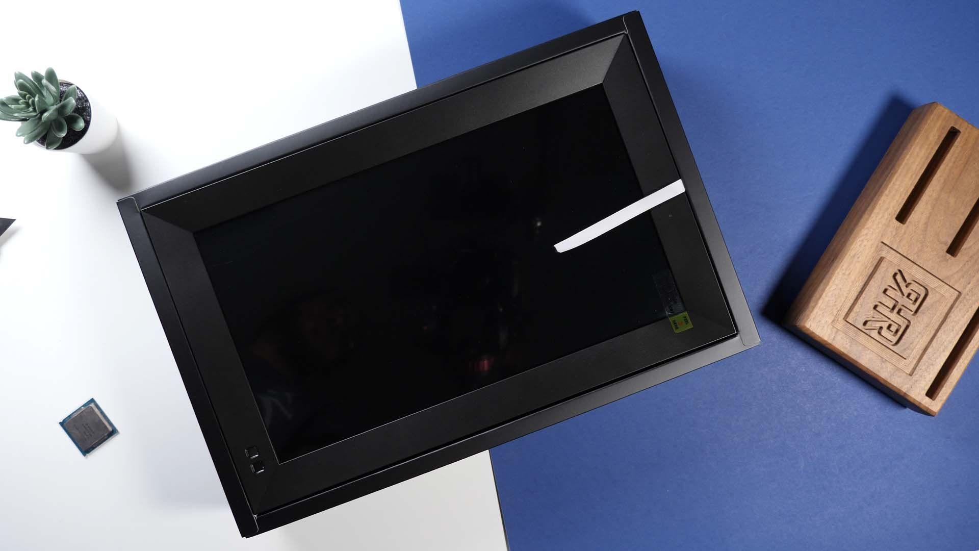 Nixplay N Unbox - Nixplay N Smart Photo Frame Review