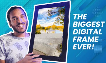 Nixplay N Smart Photo Frame Review