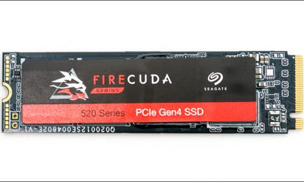 Seagate FireCuda 520 1TB Review