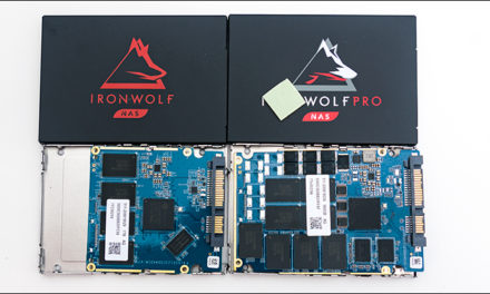 IronWolf Pro 125 Review