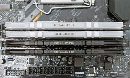 Ballistix Gaming DDR4-3200 64GB Review