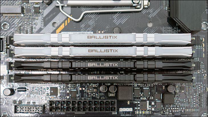 Ballistix Gaming DDR4-3200 64GB Review
