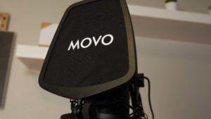 Movo VSM5 Pop filter 300x169 - Movo VSM5 Review