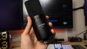 Movo VSM5 mic 300x169 - Movo VSM5 Review
