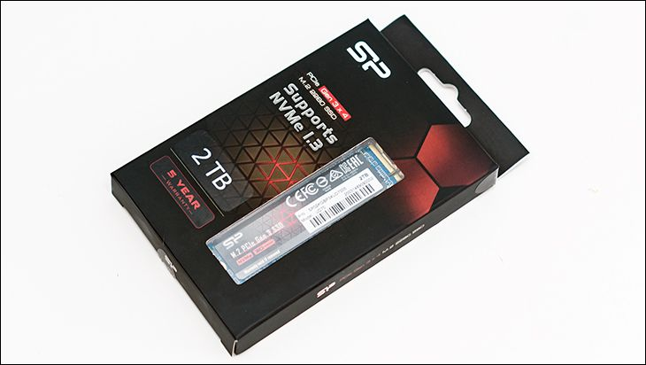 Silicon Power UD70 2TB Review