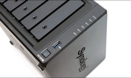 Synology DS1520+ Review