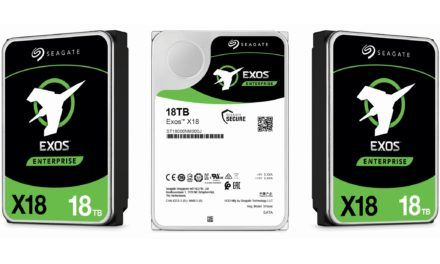 Seagate Exos X18 Review